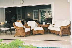 Chairs on Lanai